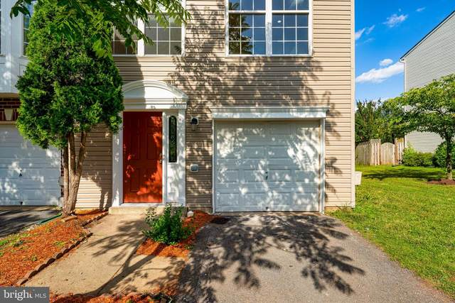 2600 Carrington Way, FREDERICK, MD 21702 (#MDFR2000832) :: Pearson Smith Realty