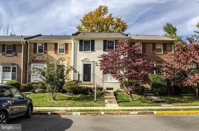 418 Center Street S, VIENNA, VA 22180 (#VAFX2003328) :: Debbie Dogrul Associates - Long and Foster Real Estate