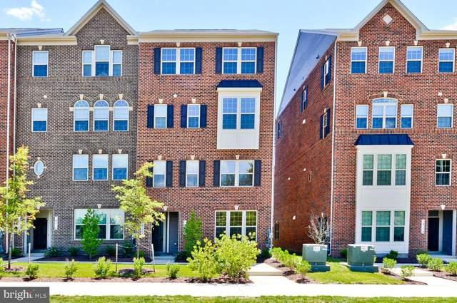 14522 Mattawoman Drive 1400B, BRANDYWINE, MD 20613 (#MDPG2001528) :: Arlington Realty, Inc.