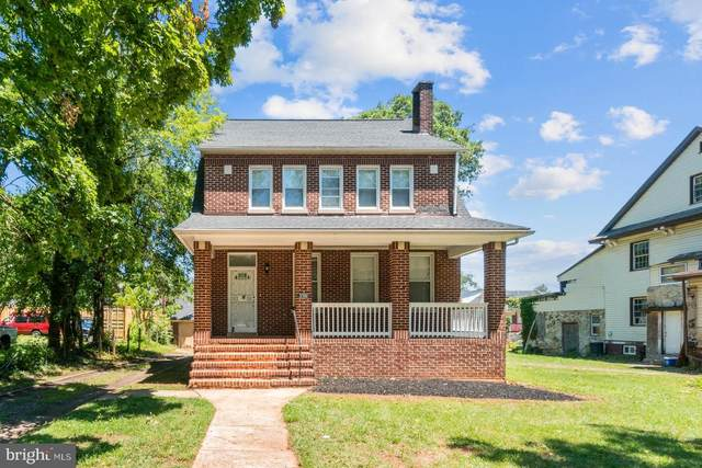 3706 Liberty Heights Avenue, BALTIMORE, MD 21215 (#MDBA2001846) :: SURE Sales Group