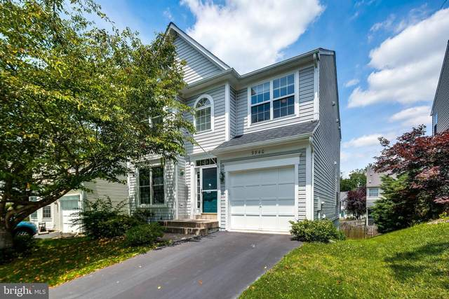 9540 Kingston Place, FREDERICK, MD 21701 (#MDFR2000838) :: The Dailey Group