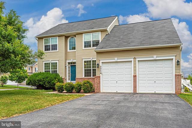 2054 Wilcox Valley Drive, FREDERICK, MD 21702 (#MDFR2000842) :: Talbot Greenya Group