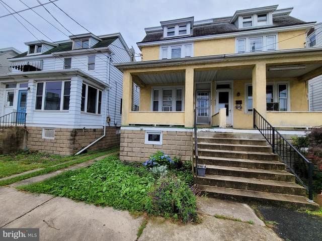 424 Hess Street, SCHUYLKILL HAVEN, PA 17972 (#PASK2000184) :: The Joy Daniels Real Estate Group