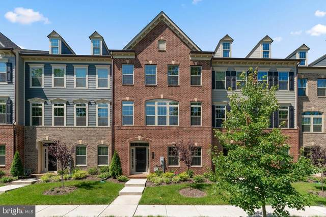 34 Wedge Way #10, PIKESVILLE, MD 21208 (#MDBC2001552) :: Peter Knapp Realty Group