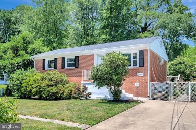 15402 Michigan Road, WOODBRIDGE, VA 22191 (#VAPW2001348) :: Debbie Dogrul Associates - Long and Foster Real Estate