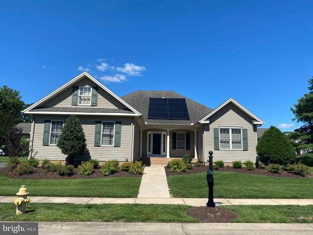 408 Parkwood Drive, SALISBURY, MD 21804 (#MDWC2000220) :: Better Homes Realty Signature Properties