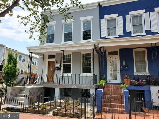 647 L Street NE, WASHINGTON, DC 20002 (#DCDC2002088) :: Dart Homes