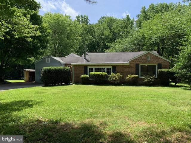 6035 Mount Vernon Boulevard, LORTON, VA 22079 (#VAFX2003456) :: Debbie Dogrul Associates - Long and Foster Real Estate