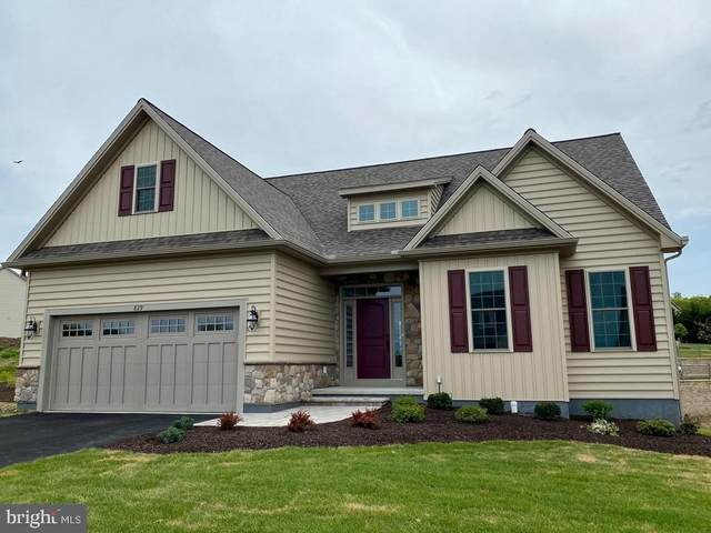 831 Summer Breeze Path, COCHRANVILLE, PA 19330 (#PACT2001222) :: Shamrock Realty Group, Inc