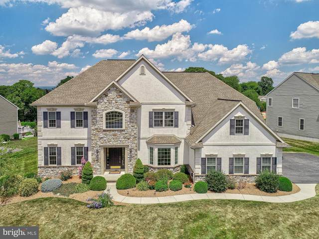 101 Dobbs Lane, HUMMELSTOWN, PA 17036 (#PADA2000572) :: TeamPete Realty Services, Inc