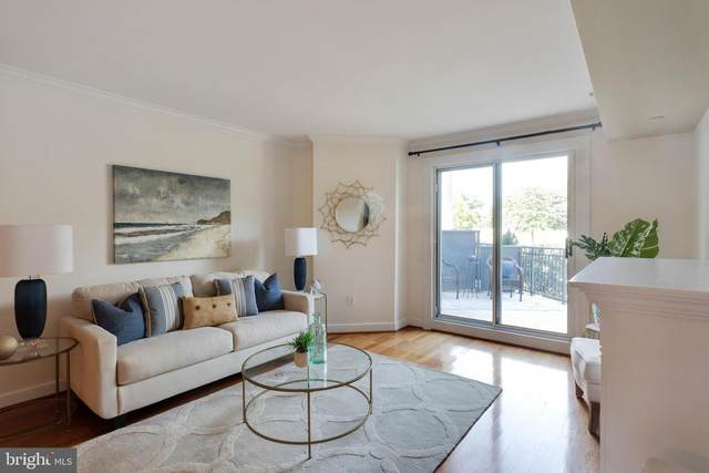 5 Park Place #117, ANNAPOLIS, MD 21401 (#MDAA2001460) :: Charis Realty Group