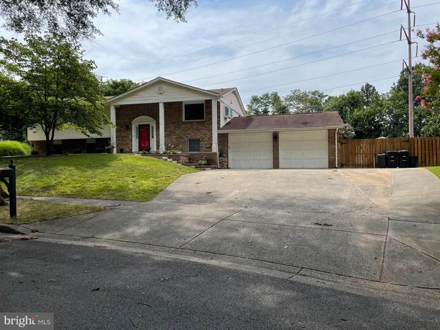 6606 Willow Creek Road, BOWIE, MD 20720 (#MDPG2001680) :: VSells & Associates of Compass