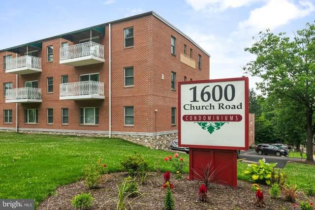 1600 Church Road C1, WYNCOTE, PA 19095 (#PAMC2001904) :: Keller Williams Realty - Matt Fetick Team