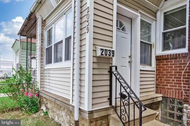 2039 Stenton Avenue, PHILADELPHIA, PA 19138 (#PAPH2004710) :: Century 21 Dale Realty Co