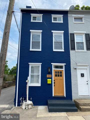 100 W 5TH Street, FREDERICK, MD 21701 (#MDFR2000936) :: Peter Knapp Realty Group