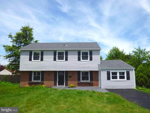 7 Medley Lane, WILLINGBORO, NJ 08046 (MLS #NJBL2001154) :: Kiliszek Real Estate Experts