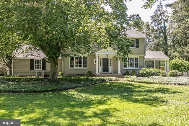 256 Edgerstoune Road, PRINCETON, NJ 08540 (MLS #NJME2000882) :: The Dekanski Home Selling Team