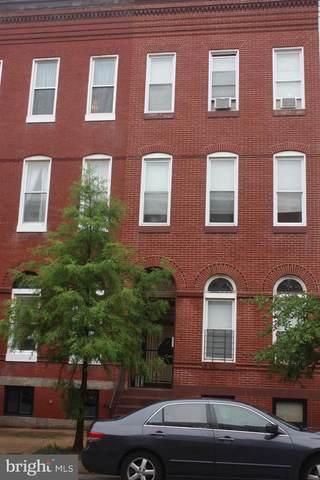 1632 N Calvert Street, BALTIMORE, MD 21202 (#MDBA2002044) :: Keller Williams Realty Centre