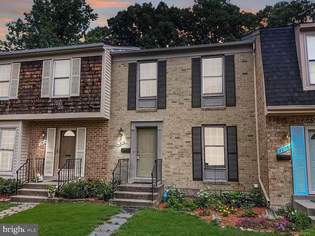 3218 Foothill Street, WOODBRIDGE, VA 22192 (#VAPW2001498) :: Debbie Dogrul Associates - Long and Foster Real Estate