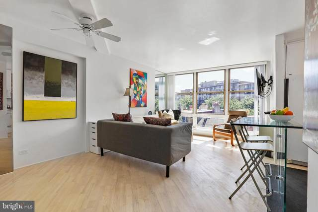 1260 21ST Street NW #715, WASHINGTON, DC 20036 (#DCDC2002204) :: Crossman & Co. Real Estate