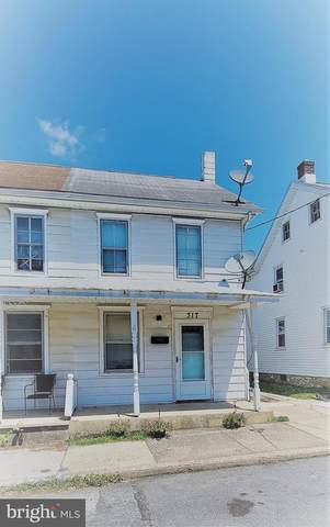 317 W Church Street, ANNVILLE, PA 17003 (#PALN2000268) :: Keller Williams Realty - Matt Fetick Team