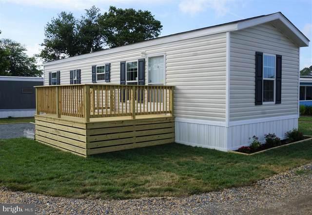 12346 Old Bridge Road Lot 112, OCEAN CITY, MD 21842 (#MDWO2000344) :: Dart Homes