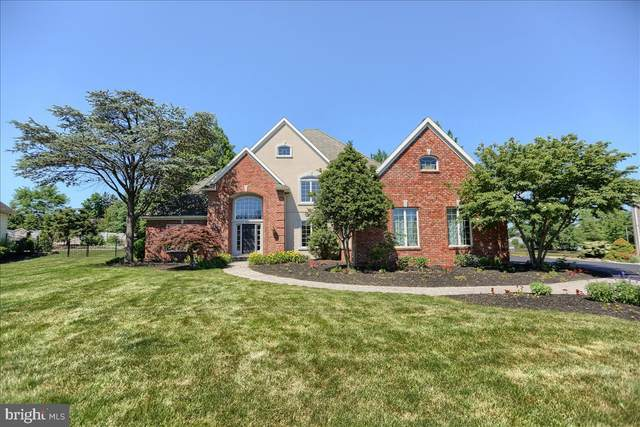 428 Spring Hollow Drive, NEW HOLLAND, PA 17557 (#PALA2000918) :: The Craig Hartranft Team, Berkshire Hathaway Homesale Realty