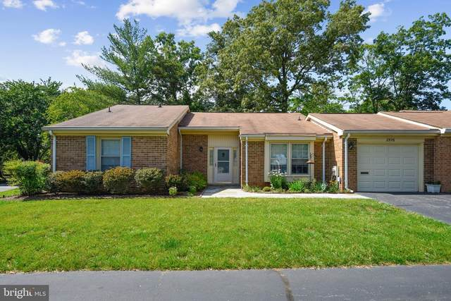 2576 Twin Landing Cove, ANNAPOLIS, MD 21401 (#MDAA2001564) :: Peter Knapp Realty Group
