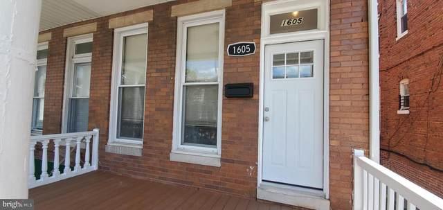 1605 Moreland Avenue, BALTIMORE, MD 21216 (#MDBA2002096) :: Murray & Co. Real Estate