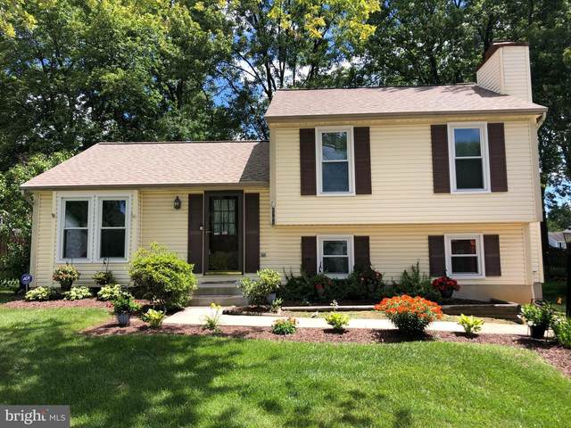 8701 Cheshire Court, JESSUP, MD 20794 (#MDHW2000816) :: AJ Team Realty