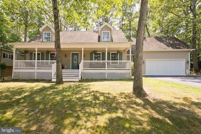 205 Greenbriar Circle, CROSS JUNCTION, VA 22625 (#VAFV2000264) :: Debbie Dogrul Associates - Long and Foster Real Estate