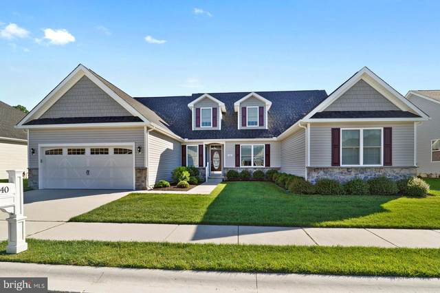 40 Station View Drive, DOVER, DE 19904 (MLS #DEKT2000474) :: Kiliszek Real Estate Experts