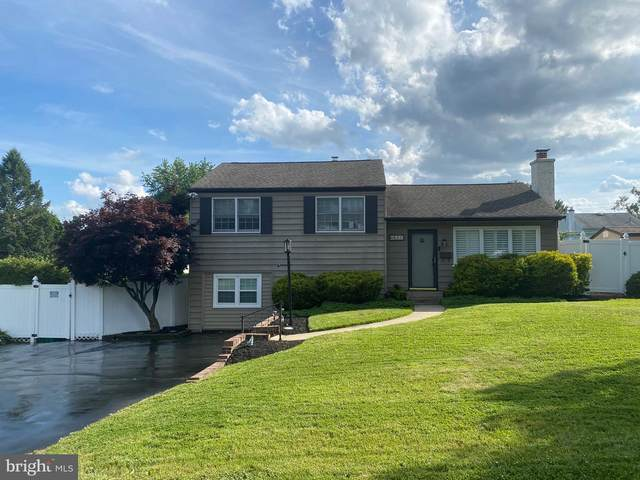 11 Lewis Street, FEASTERVILLE TREVOSE, PA 19053 (#PABU2001396) :: Better Homes Realty Signature Properties