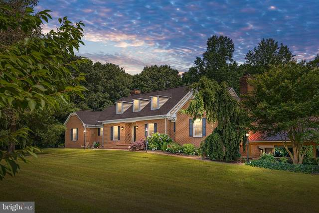 6713 Massaponax Church Road, SPOTSYLVANIA, VA 22551 (#VASP2000480) :: McClain-Williamson Realty, LLC.
