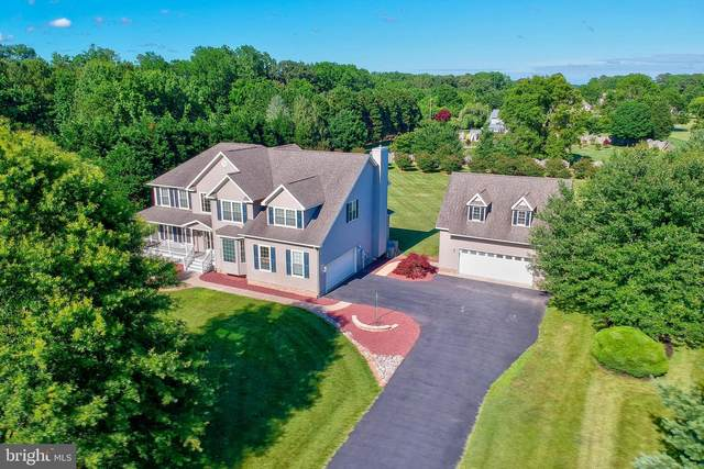 11908 Peyton Court, SHOWELL, MD 21862 (#MDWO2000350) :: At The Beach Real Estate