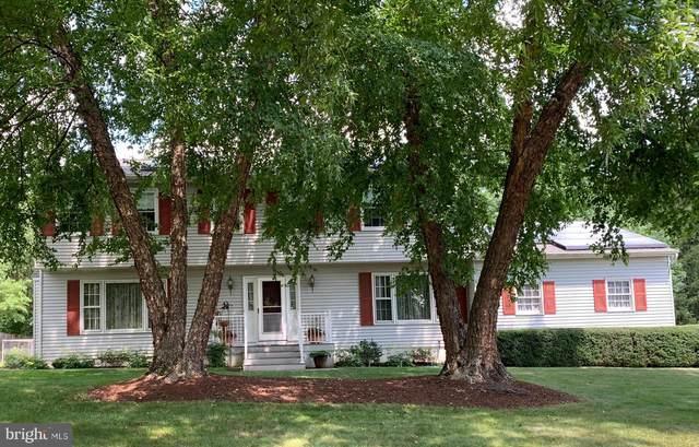 95 Willis Drive, EWING, NJ 08628 (#NJME2000948) :: Better Homes Realty Signature Properties