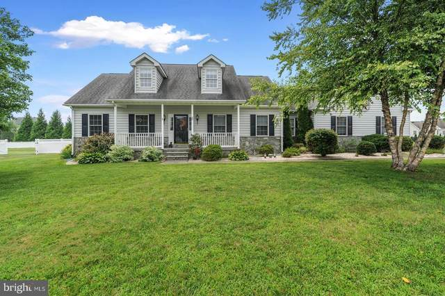 65 Doe Hill Court, CAMDEN WYOMING, DE 19934 (#DEKT2000484) :: The Charles Graef Home Selling Team