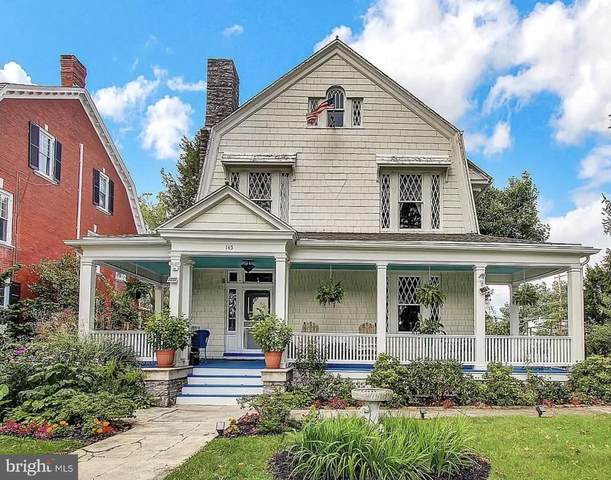 145 W Springettsbury Avenue, YORK, PA 17403 (#PAYK2001052) :: Realty ONE Group Unlimited
