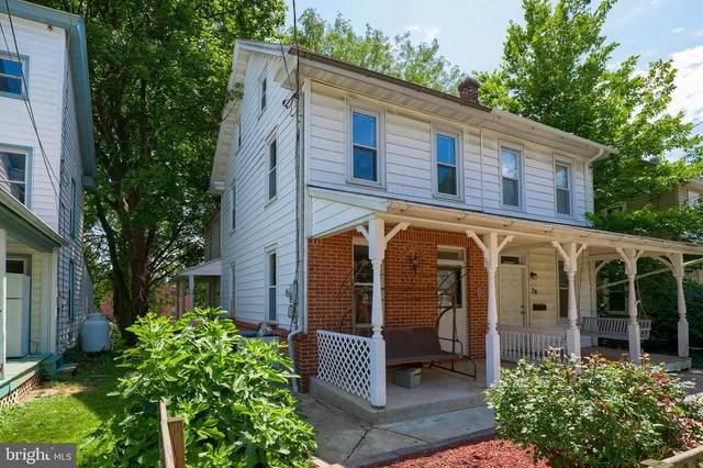26 N Prince Street, MILLERSVILLE, PA 17551 (#PALA2000960) :: Keller Williams Realty - Matt Fetick Team