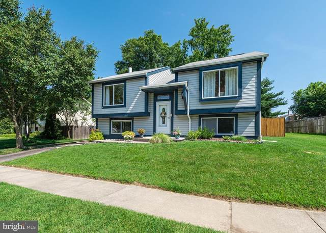 1400 Fairbanks Drive, HANOVER, MD 21076 (#MDAA2001648) :: The Riffle Group of Keller Williams Select Realtors
