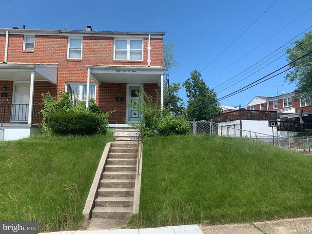 5501 Silverbell Road, BALTIMORE, MD 21206 (#MDBA2002204) :: The Maryland Group of Long & Foster Real Estate