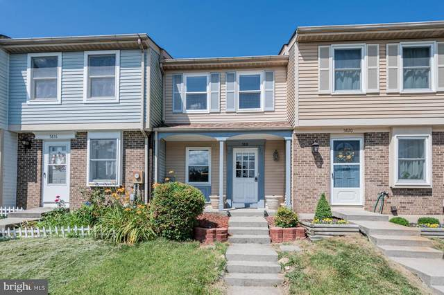 5818 Planters Court, FREDERICK, MD 21703 (#MDFR2001030) :: Charis Realty Group