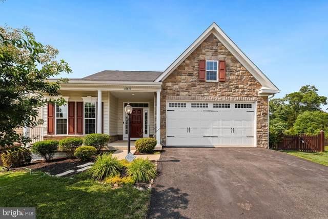 41878 Oatlands Point Court, ALDIE, VA 20105 (#VALO2001562) :: Debbie Dogrul Associates - Long and Foster Real Estate