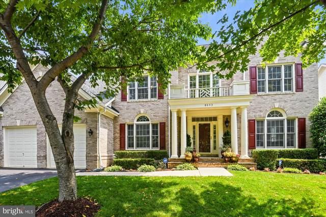 8043 Winstead Manor Lane, LORTON, VA 22079 (#VAFX2004030) :: Nesbitt Realty