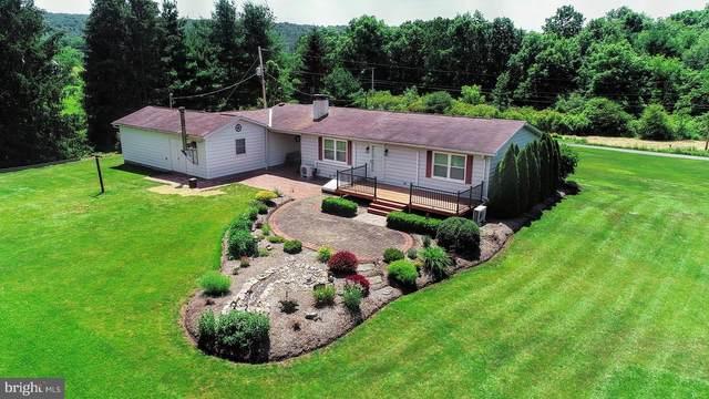 7115 Wright Road, CALVIN, PA 16622 (#PAHU2000024) :: The Joy Daniels Real Estate Group