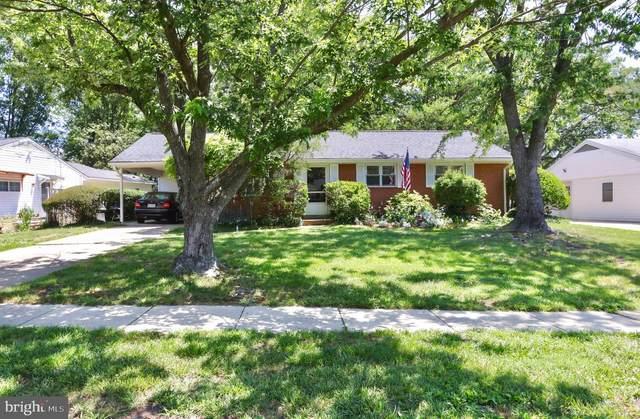 6107 Dinwiddie Street, SPRINGFIELD, VA 22150 (#VAFX2004050) :: RE/MAX Cornerstone Realty