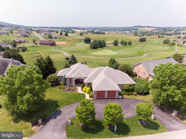 6914 Saint Annes Drive, FAYETTEVILLE, PA 17222 (#PAFL2000372) :: The Heather Neidlinger Team With Berkshire Hathaway HomeServices Homesale Realty