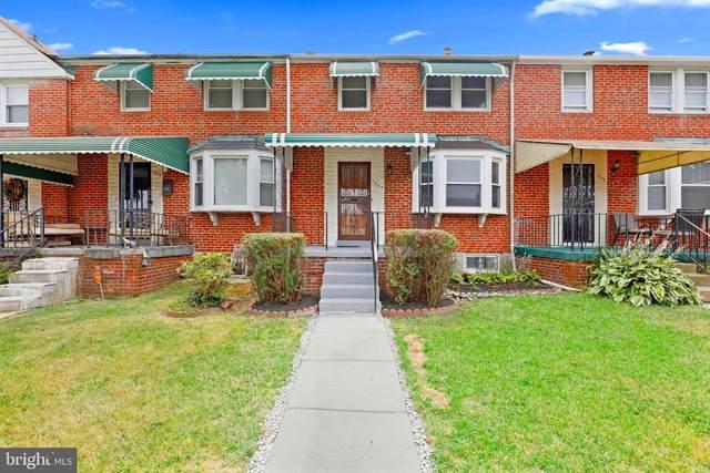 1207 Winston Avenue, BALTIMORE, MD 21239 (#MDBA2002274) :: Charis Realty Group