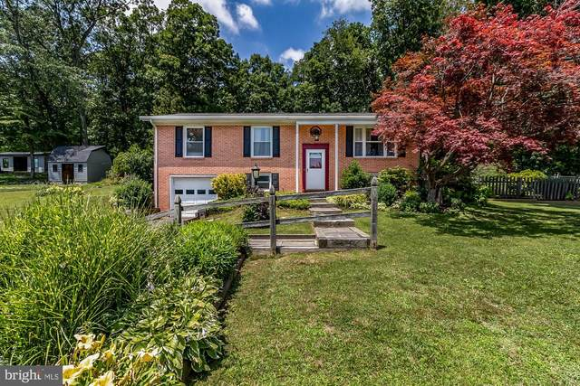 2108 Wentworth Drive, BEL AIR, MD 21015 (#MDHR2000646) :: Peter Knapp Realty Group