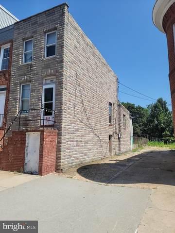 742 E Fort Avenue, BALTIMORE, MD 21230 (#MDBA2002306) :: Century 21 Dale Realty Co
